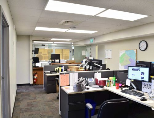 City of Kitchener Interior Office Renovation Work