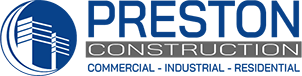 Preston Construction Logo